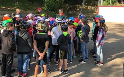 Radaktionstag – Radhelden at school